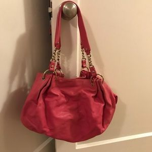 Juicy Couture vintage leather hobo bag
